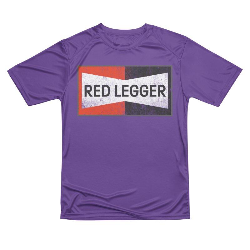 Red Legger Champion Men's Performance T-Shirt by redleggerstudio's Shop