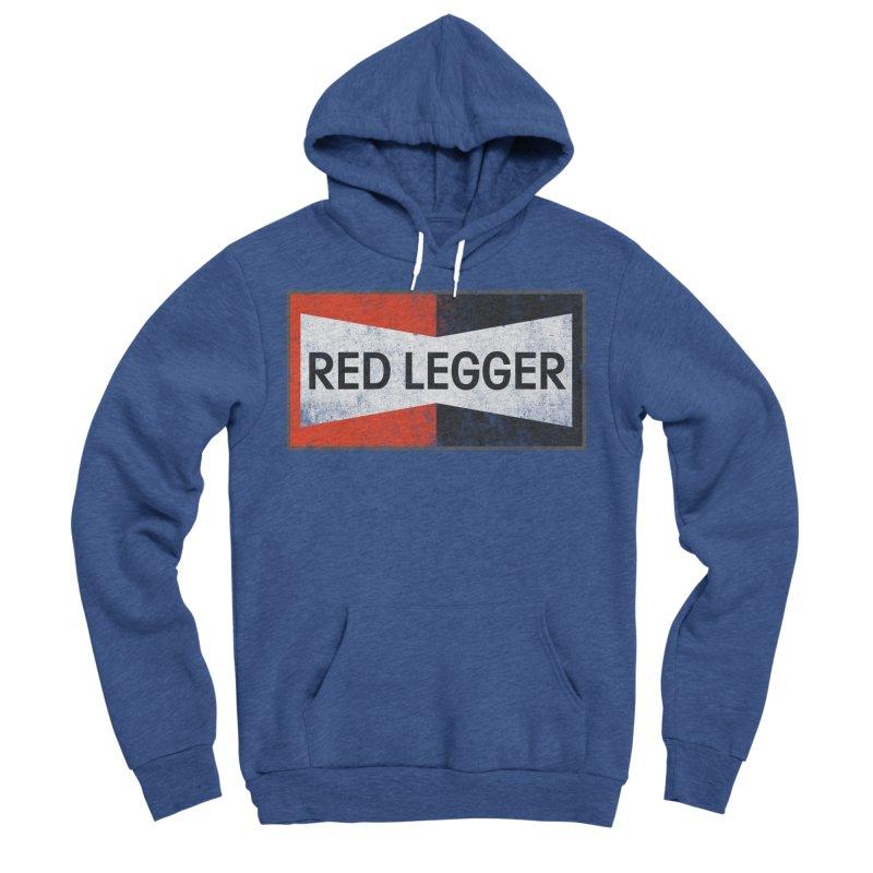 Red Legger Champion Women's Sponge Fleece Pullover Hoody by redleggerstudio's Shop