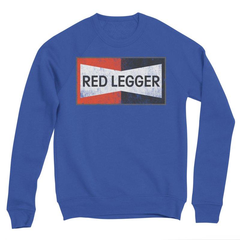 Red Legger Champion Women's Sponge Fleece Sweatshirt by redleggerstudio's Shop