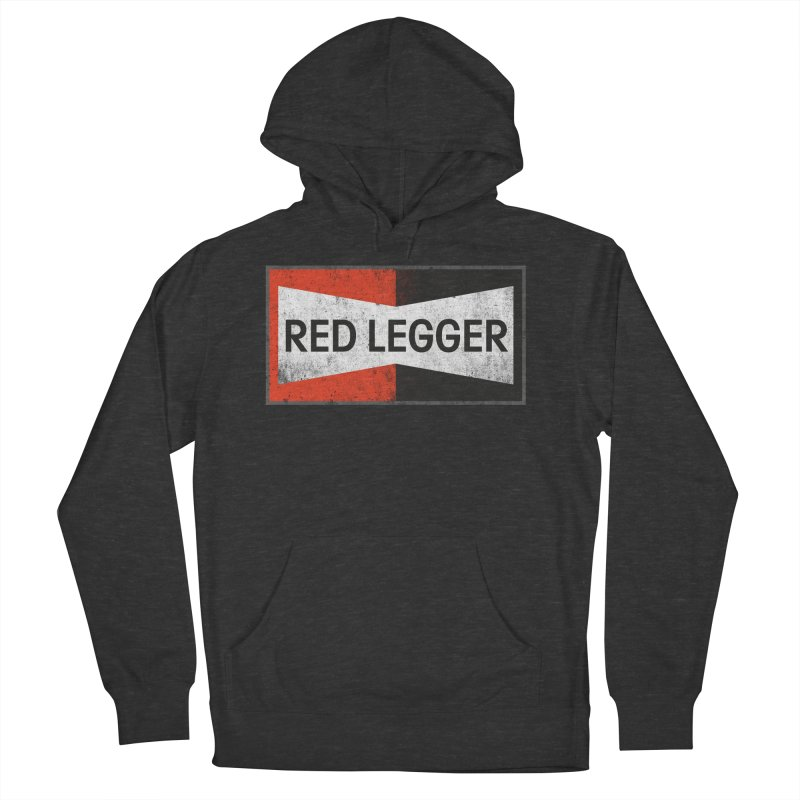Red Legger Champion Women's French Terry Pullover Hoody by redleggerstudio's Shop
