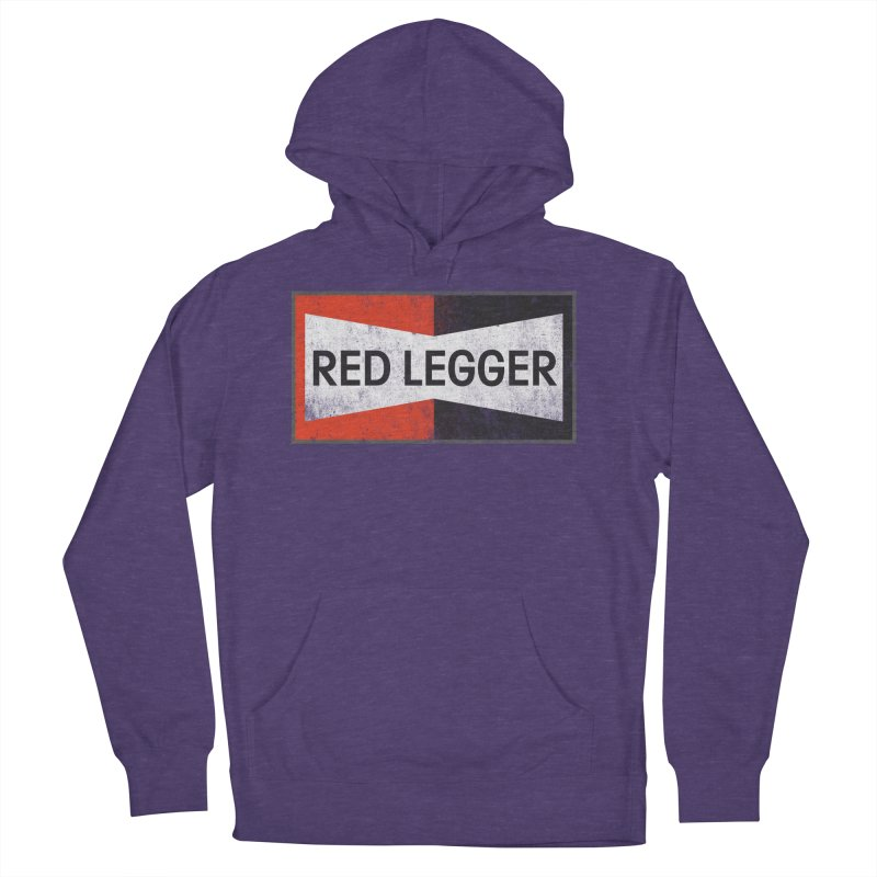 Red Legger Champion Women's French Terry Pullover Hoody by redleggerstudio's Shop