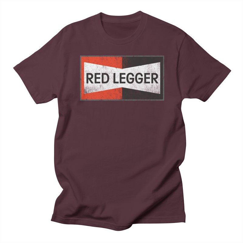 Red Legger Champion Women's Regular Unisex T-Shirt by redleggerstudio's Shop