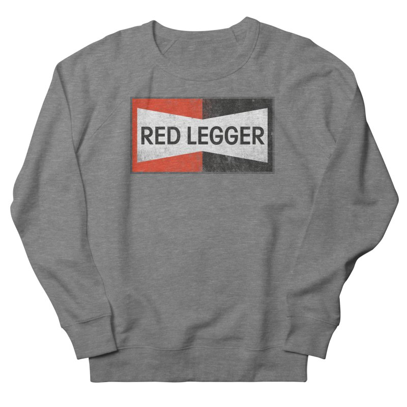 Red Legger Champion Women's French Terry Sweatshirt by redleggerstudio's Shop