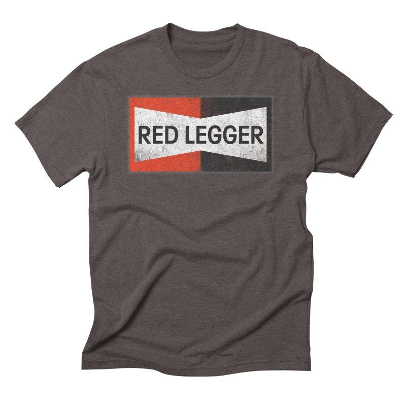 Red Legger Champion Men's Triblend T-Shirt by redleggerstudio's Shop