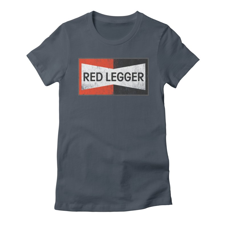 Red Legger Champion Women's T-Shirt by redleggerstudio's Shop