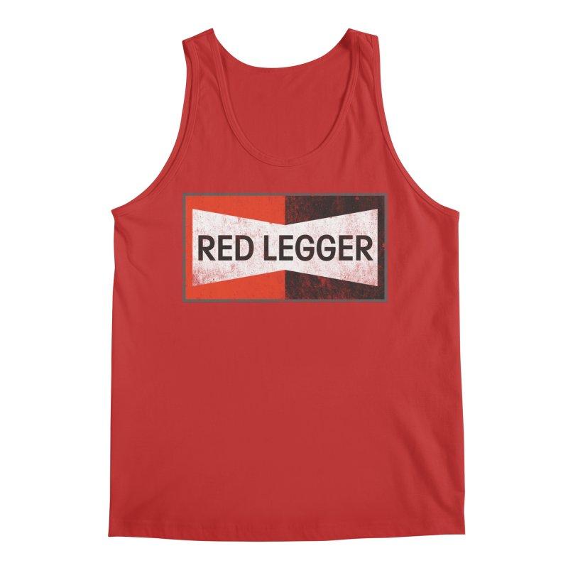 Red Legger Champion Men's Regular Tank by redleggerstudio's Shop
