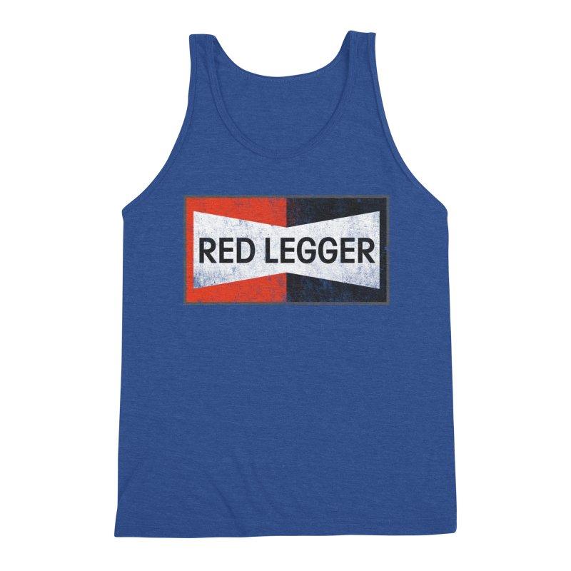 Red Legger Champion Men's Triblend Tank by redleggerstudio's Shop