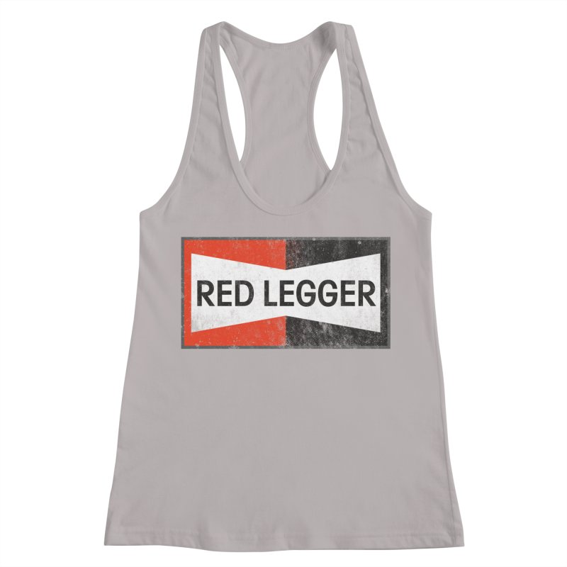 Red Legger Champion Women's Racerback Tank by redleggerstudio's Shop