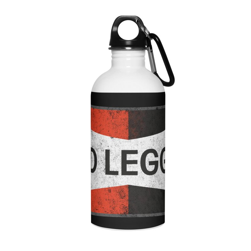 Red Legger Champion Accessories Water Bottle by redleggerstudio's Shop