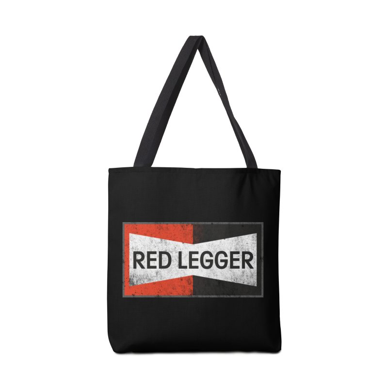 Red Legger Champion Accessories Tote Bag Bag by redleggerstudio's Shop