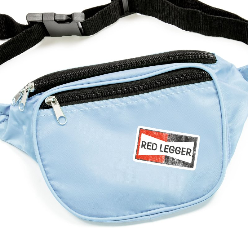 Red Legger Champion Accessories Sticker by redleggerstudio's Shop