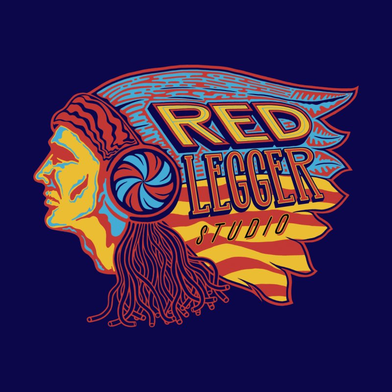RED LEGGER INDIAN by redleggerstudio's Shop