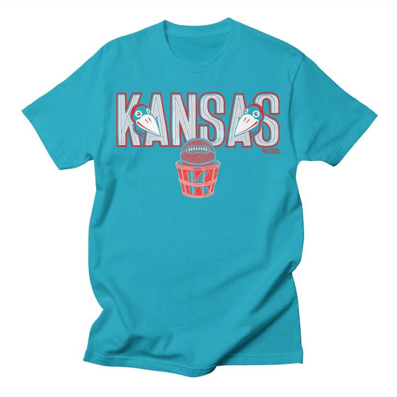 Peach Basket Birdies Men's T-Shirt by redleggerstudio's Shop