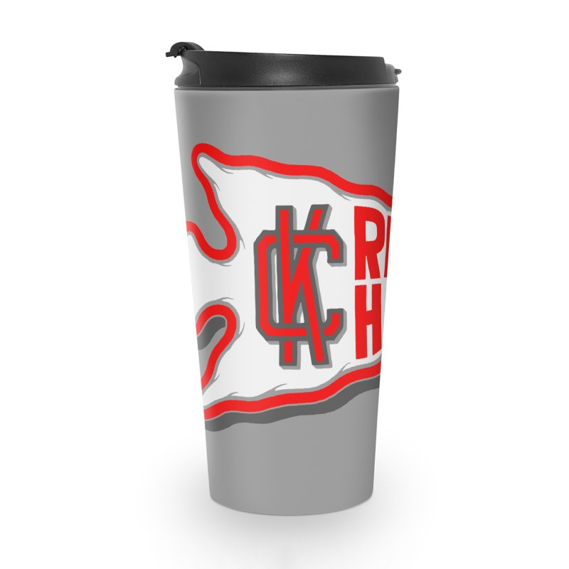 Raider Hater No. 1 Accessories Travel Mug by redleggerstudio's Shop
