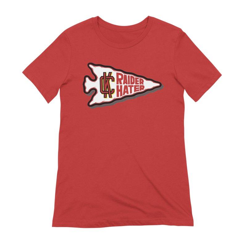 Raider Hater No. 2 Women's T-Shirt by redleggerstudio's Shop