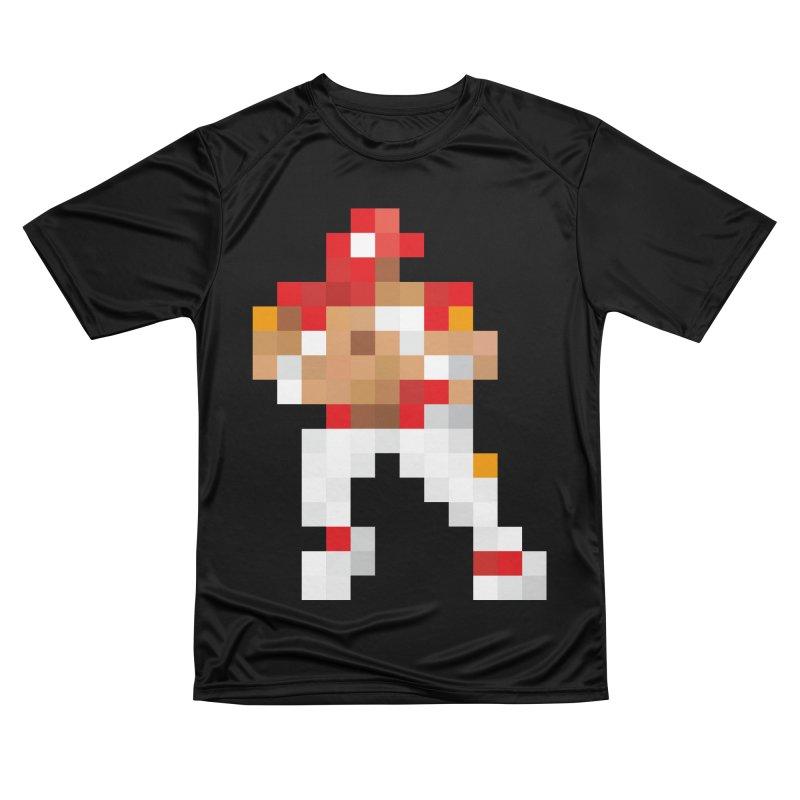 KC Pixel Player Men's Performance T-Shirt by redleggerstudio's Shop