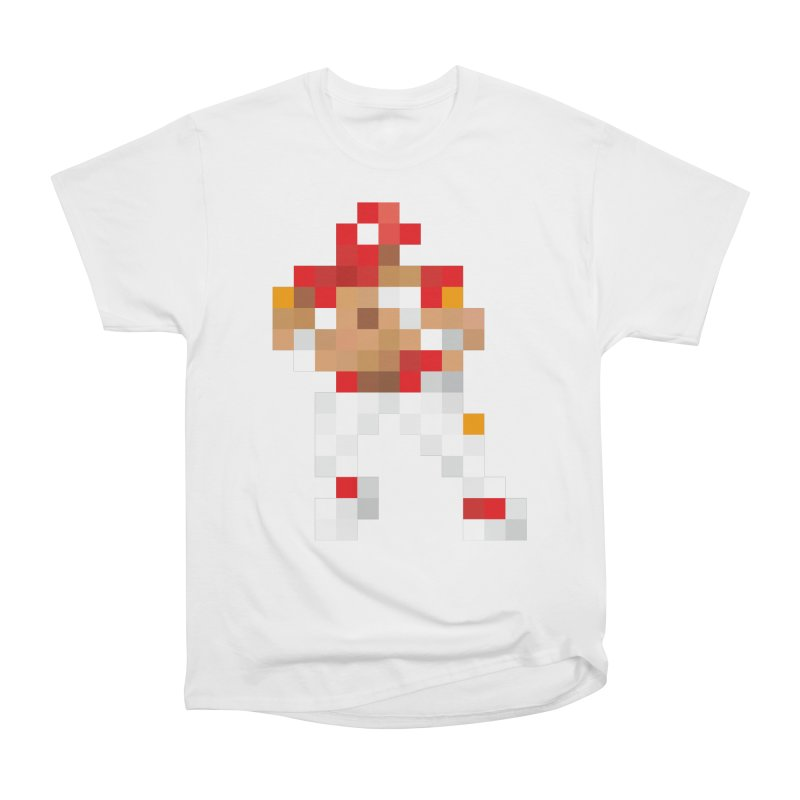 KC Pixel Player Men's Heavyweight T-Shirt by redleggerstudio's Shop
