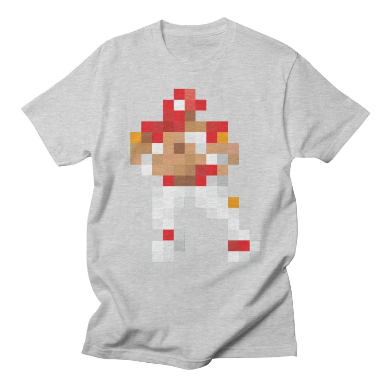 KC Pixel Player Men's Regular T-Shirt by redleggerstudio's Shop