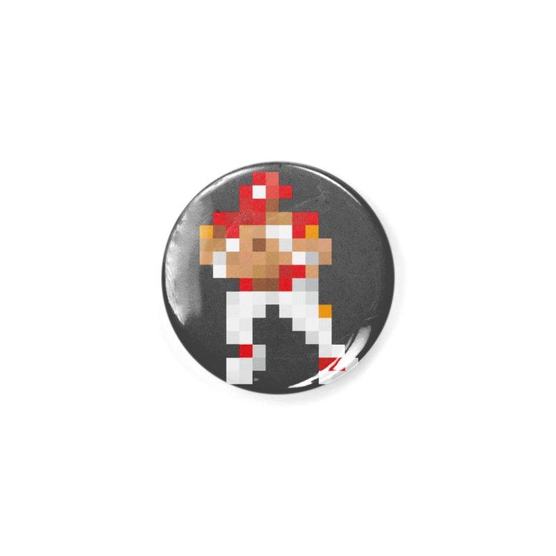 KC Pixel Player Accessories Button by redleggerstudio's Shop