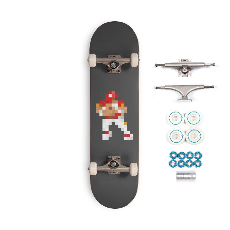 KC Pixel Player Accessories Complete - Basic Skateboard by redleggerstudio's Shop