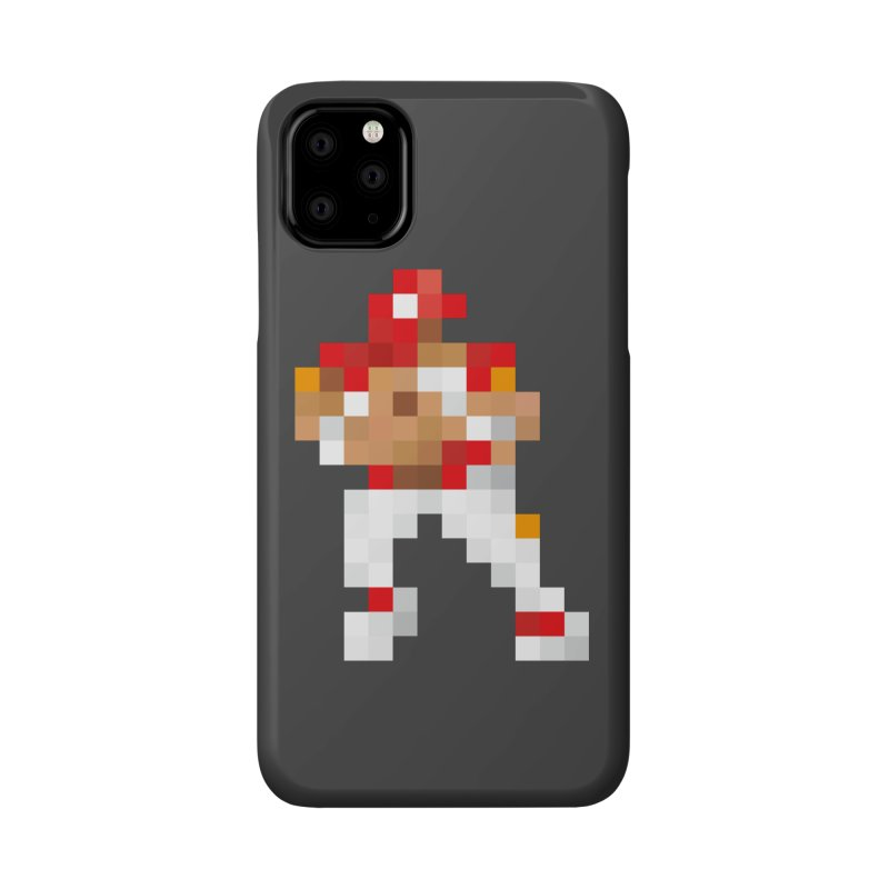 KC Pixel Player Accessories Phone Case by redleggerstudio's Shop
