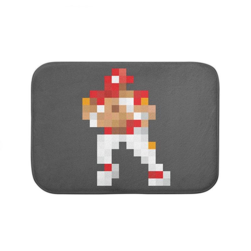 KC Pixel Player Home Bath Mat by redleggerstudio's Shop