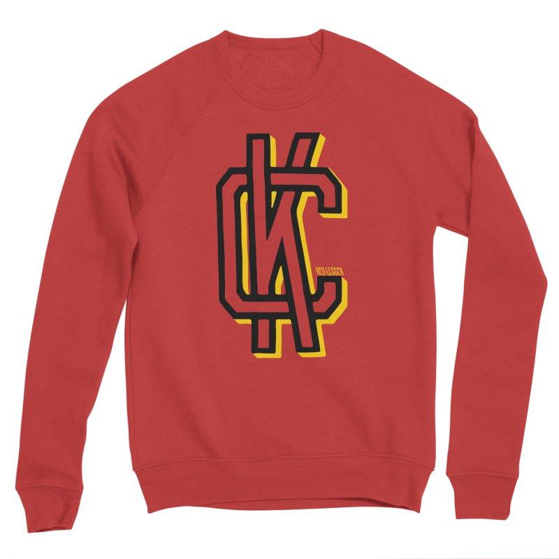 KC Logo Men's Sweatshirt by redleggerstudio's Shop