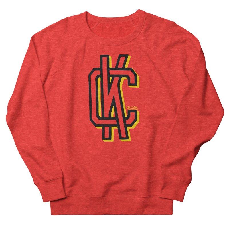 KC Logo Women's Sweatshirt by redleggerstudio's Shop