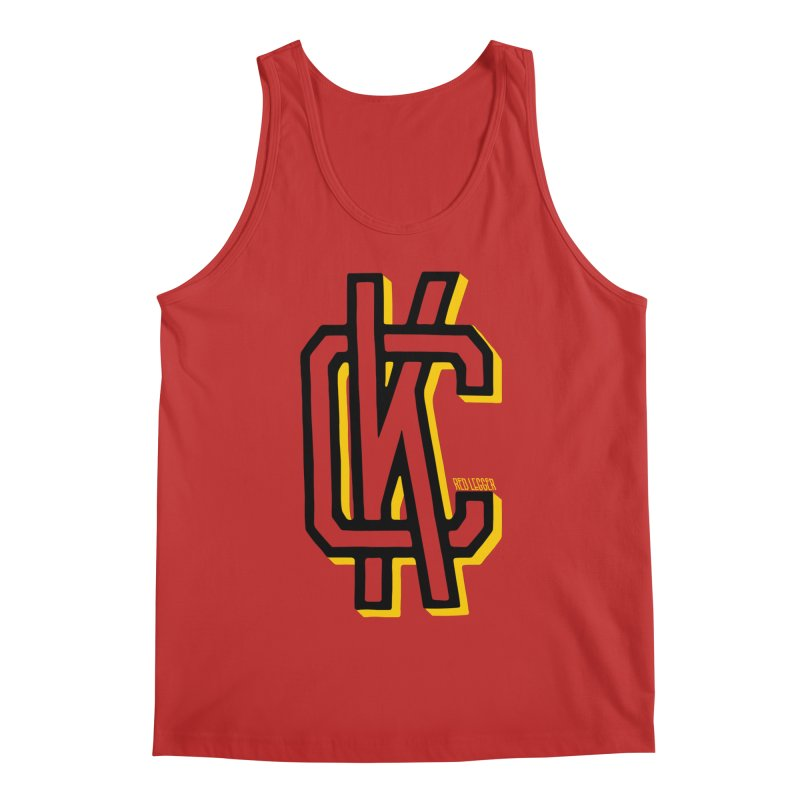KC Logo Men's Tank by redleggerstudio's Shop