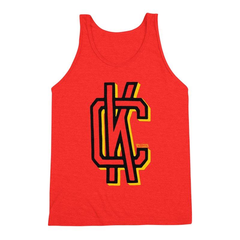 KC Logo Men's Tank by redleggerstudio's Shop