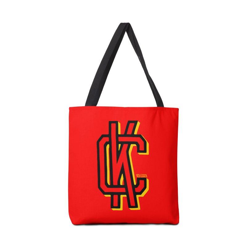 KC Logo Accessories Bag by redleggerstudio's Shop