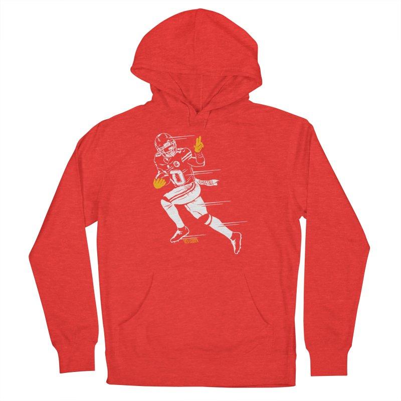 Cheetah Women's Pullover Hoody by redleggerstudio's Shop