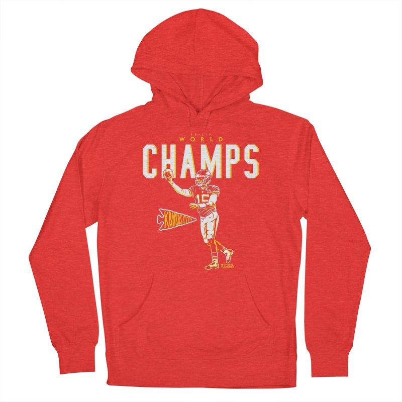 Champs Men's Pullover Hoody by redleggerstudio's Shop