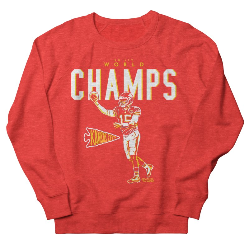 Champs Men's Sweatshirt by redleggerstudio's Shop