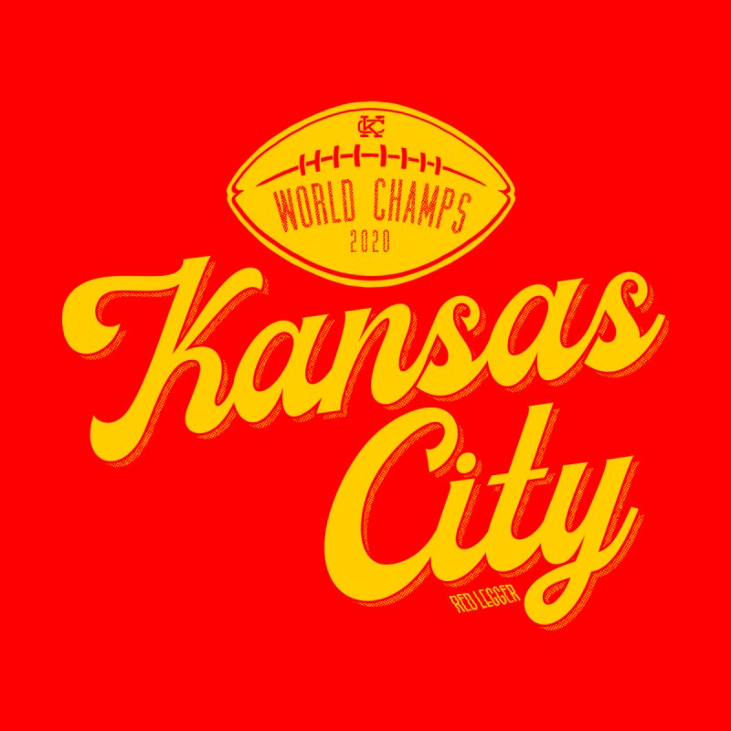 Kansas City Champs Home Tapestry by redleggerstudio's Shop