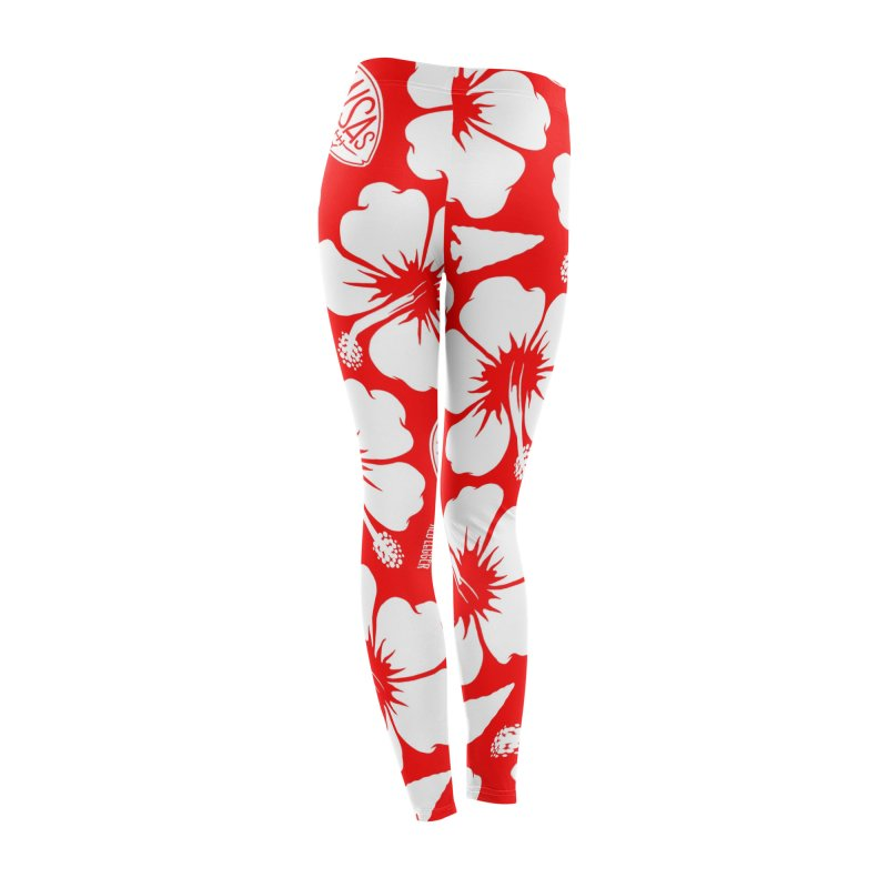 KC Big Red Hawaiian Women's Bottoms by redleggerstudio's Shop