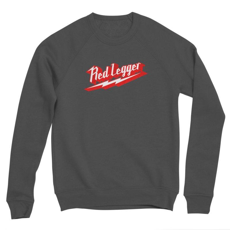 Red Legger Bolt Women's Sweatshirt by redleggerstudio's Shop