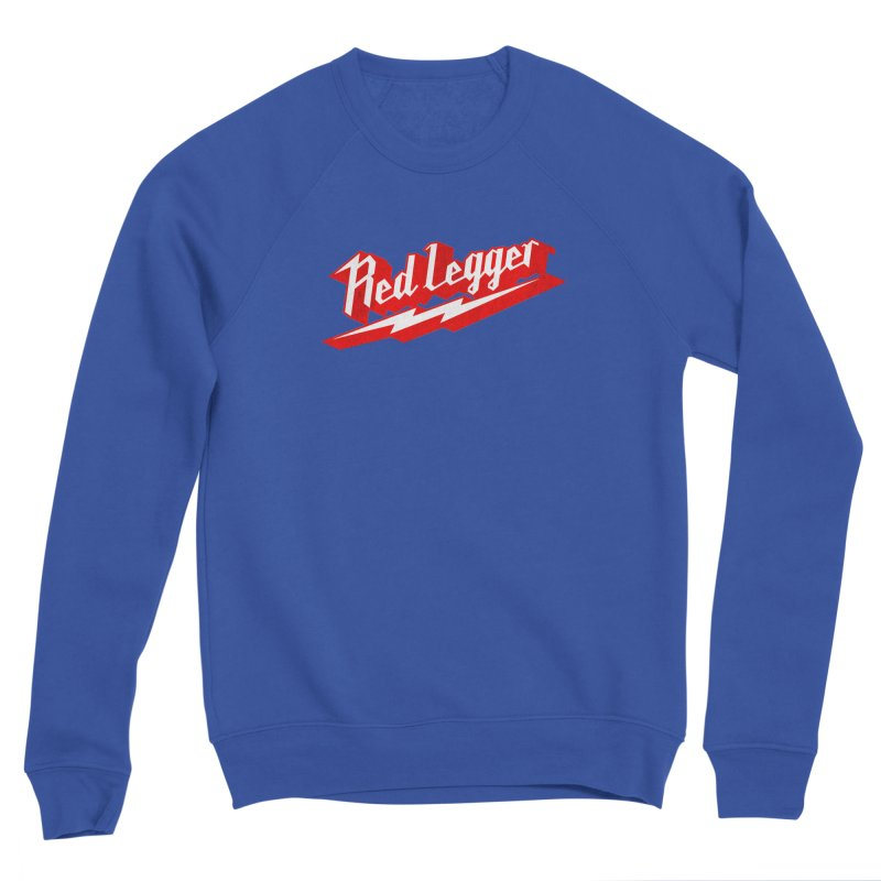 Red Legger Bolt Women's Sweatshirt by redleggerstudio's Shop