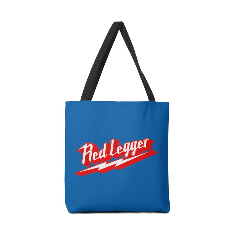 Red Legger Bolt Accessories Bag by redleggerstudio's Shop
