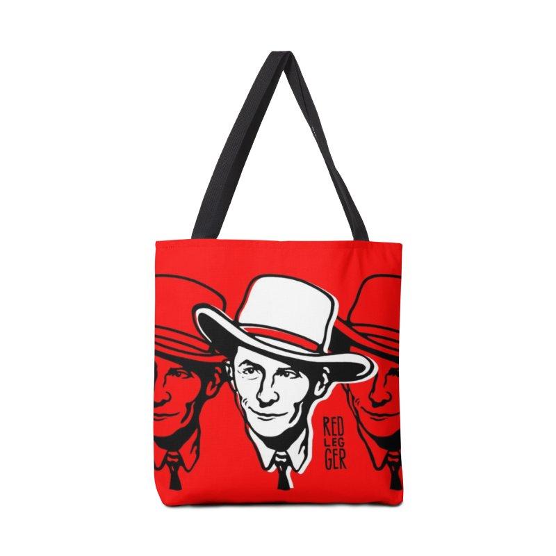 Hank Accessories Bag by redleggerstudio's Shop