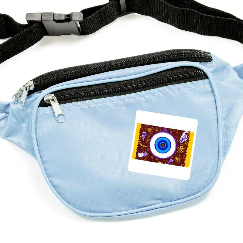 Eye Accessories Sticker by redleggerstudio's Shop