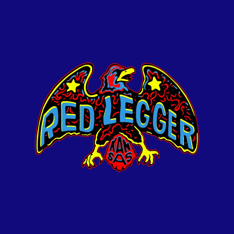 Red Legger Eagle No. 2 by redleggerstudio's Shop