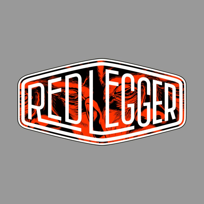 Red Legger Badge by redleggerstudio's Shop