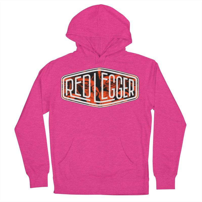Red Legger Badge Men's Pullover Hoody by redleggerstudio's Shop