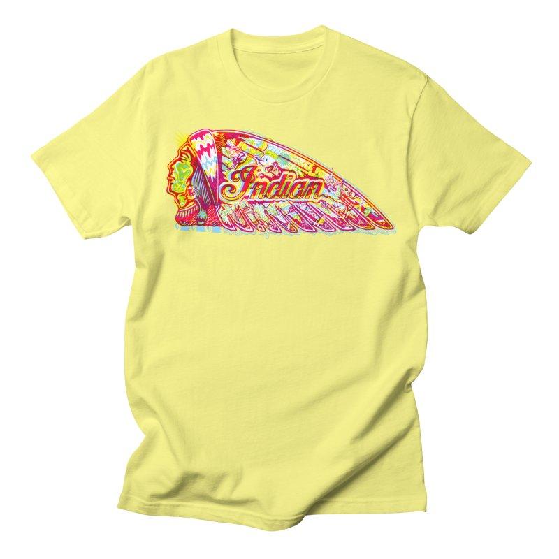 The Indian Women's Unisex T-Shirt by redleggerstudio's Shop