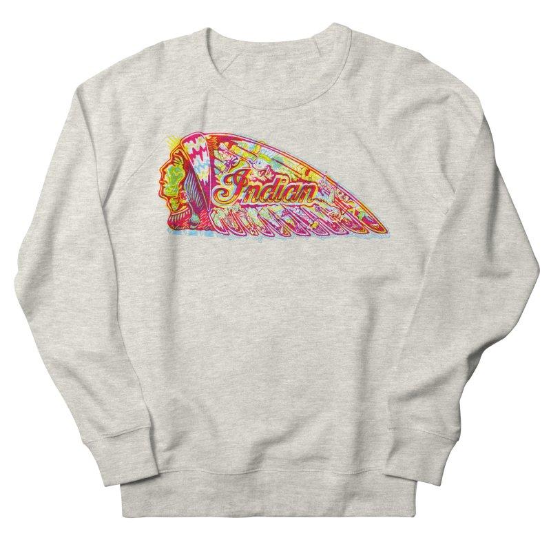 The Indian Men's Sweatshirt by redleggerstudio's Shop
