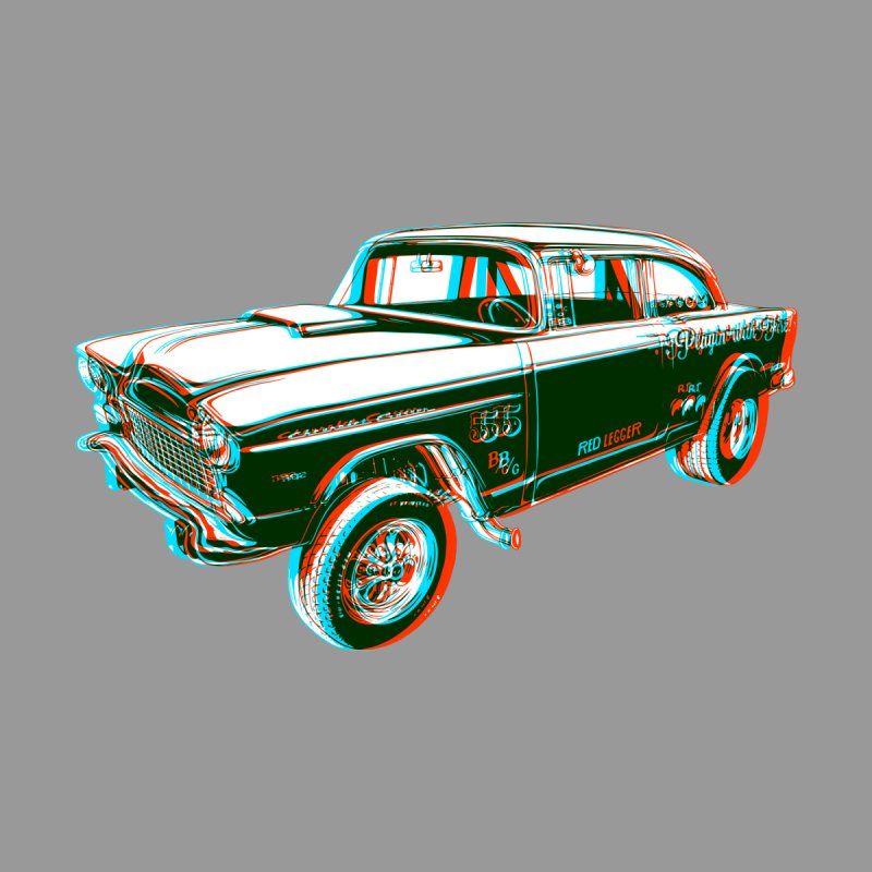 Gasser   by redleggerstudio's Shop