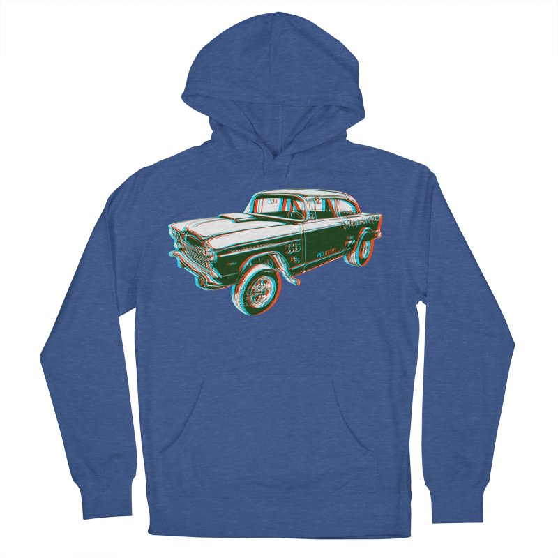 Gasser Men's Pullover Hoody by redleggerstudio's Shop