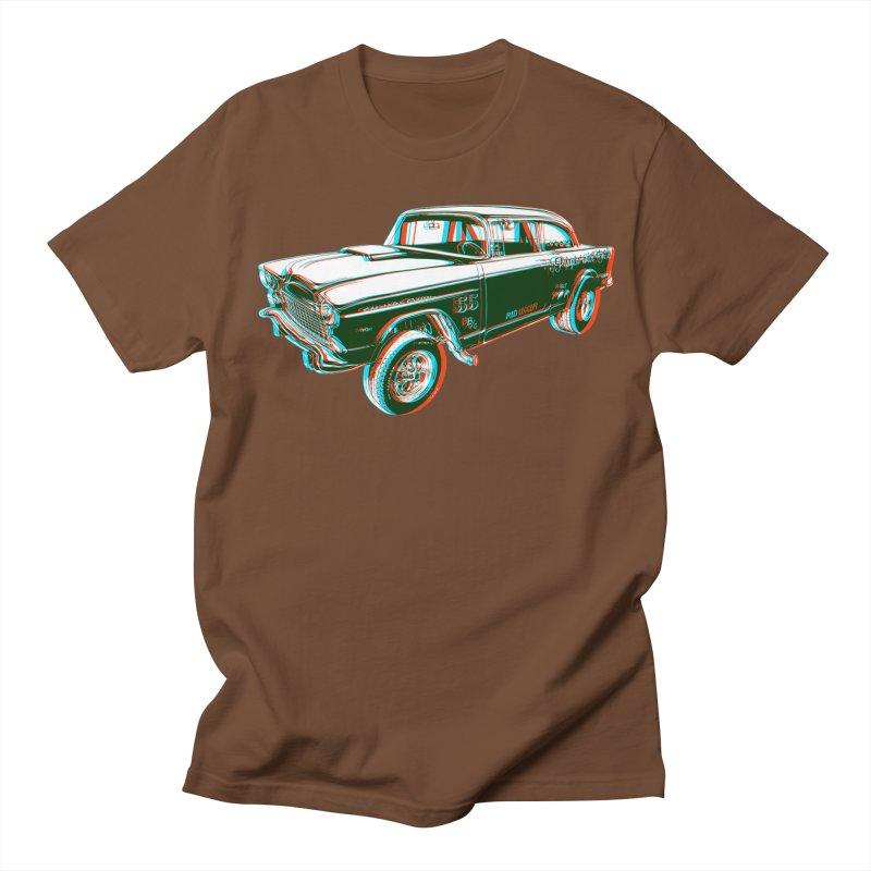 Gasser Men's T-shirt by redleggerstudio's Shop