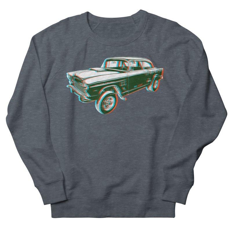 Gasser Men's Sweatshirt by redleggerstudio's Shop